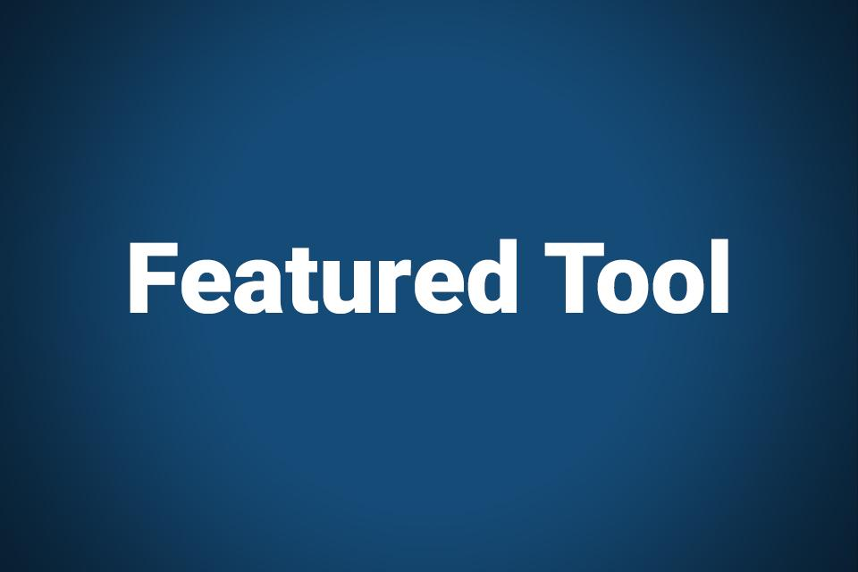 Featured Tool